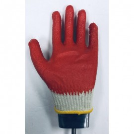 HENGRUI  RED LATEX  WORK GLOVES